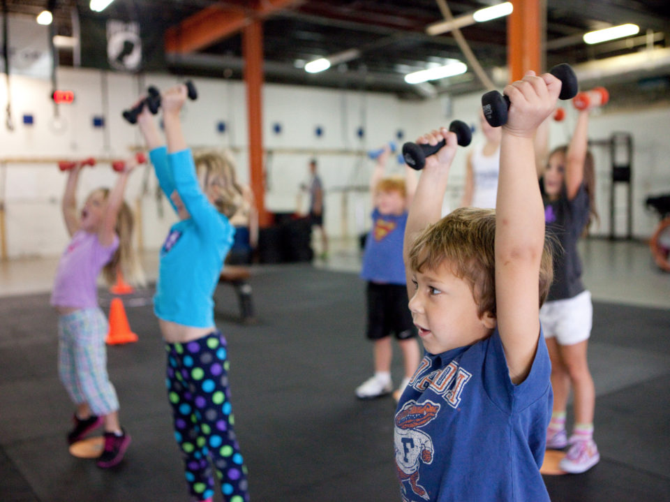 Strength for Kids @ Town Square | Green Lake | Wisconsin | United States