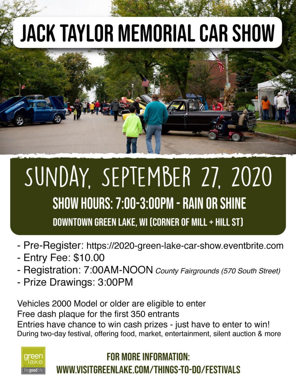 2020 Harvest Fest @ Green Lake, Wisconsin
