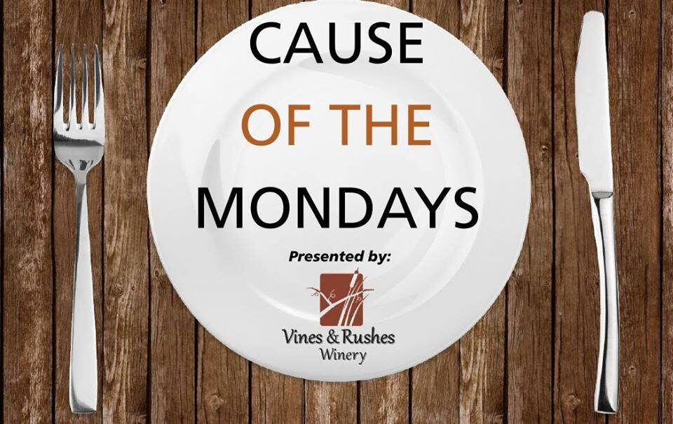 Cause of the Mondays - Boys & Girls Club of the Tri-County Area @ Vines & Rushes Winery |  |  |