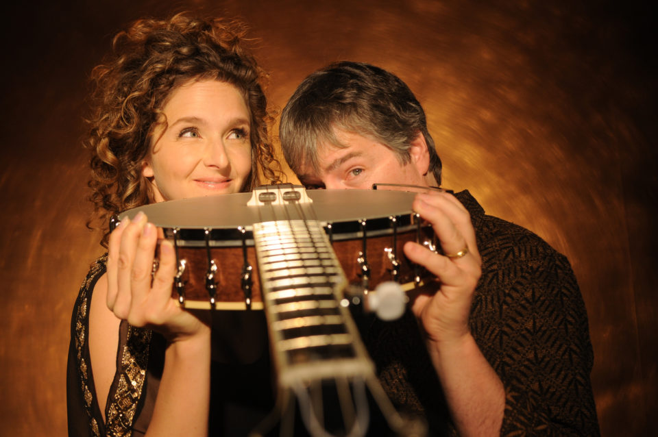 Bela Fleck & Abigail Washburn - Two Shows, 4 pm & 7:30 pm @ 506 Mill St., PO Box 4 |  |  |