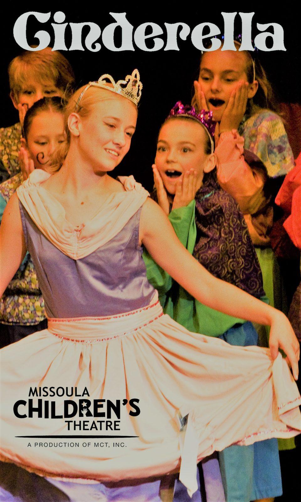 Missoula Children's Theatre: Cinderella 7PM Show @ Thrasher Opera House |  |  |