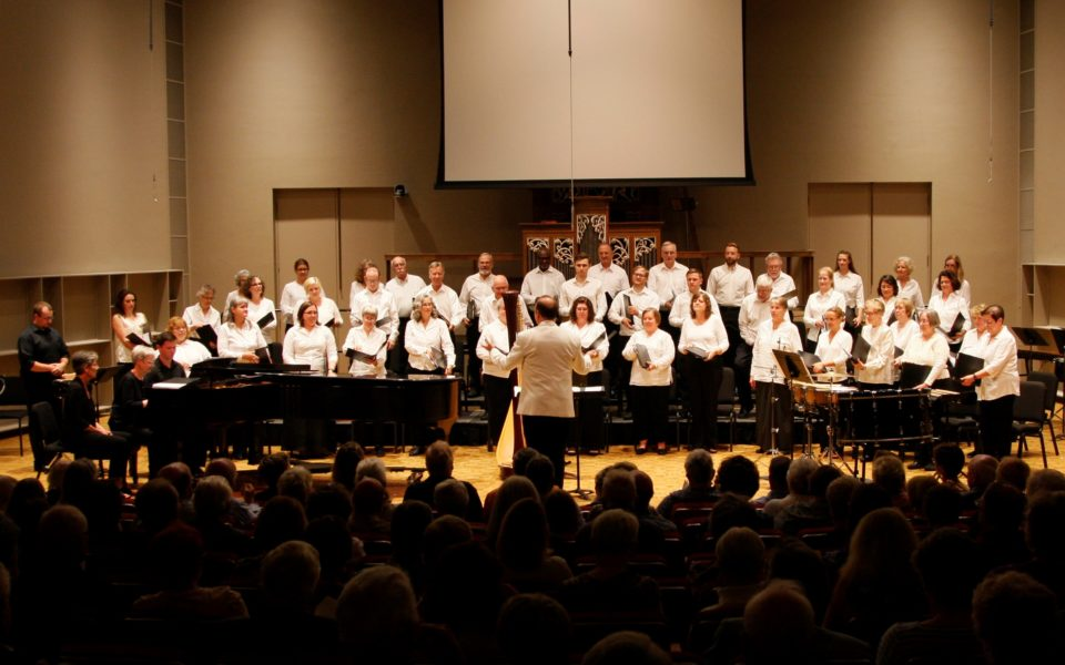 40th Anniversary Choral Celebraton @ Demmer Recital Hall, CJ Rodman Center for the Arts |  |  |