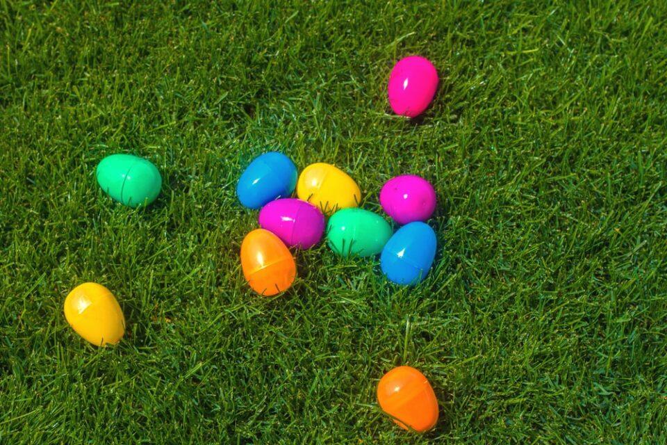 Easter Egg Hunt @ Deacon Mills Park