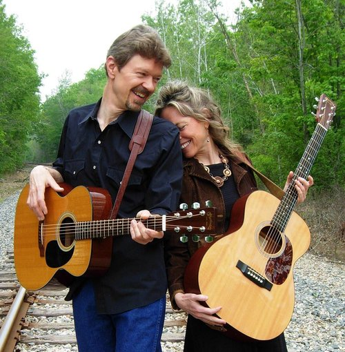 Live Music featuring Eddie Biebel & Vickie Basar @ Vines & Rushes Winery |  |  |