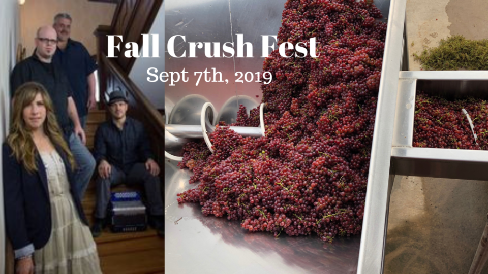 Fall Crush Fest @ Vines & Rushes Winery |  |  |