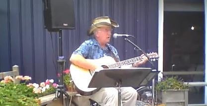 """Live Music featuring """"Father & Son"""" (Glen & Tony Navis) @ Vines & Rushes Winery 