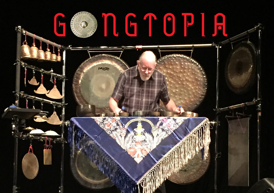 Gong Meditation at Town Square @ Town Square        
