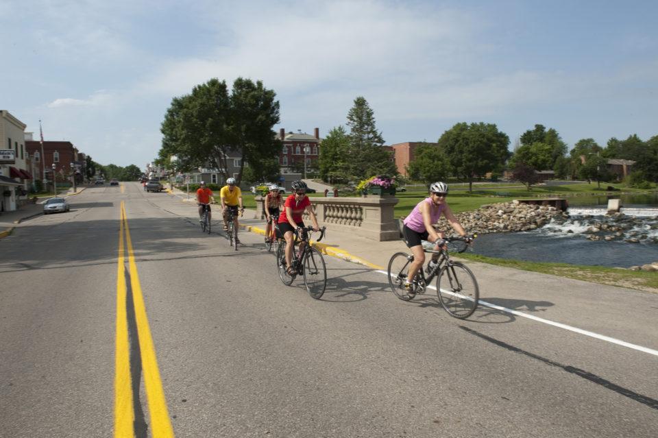 Biking Trails in Green Lake Wisconsin