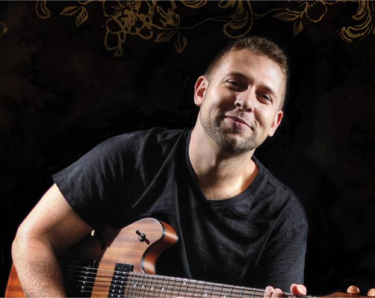 Live Music featuring Jordan Danielsen @ Vines & Rushes Winery        
