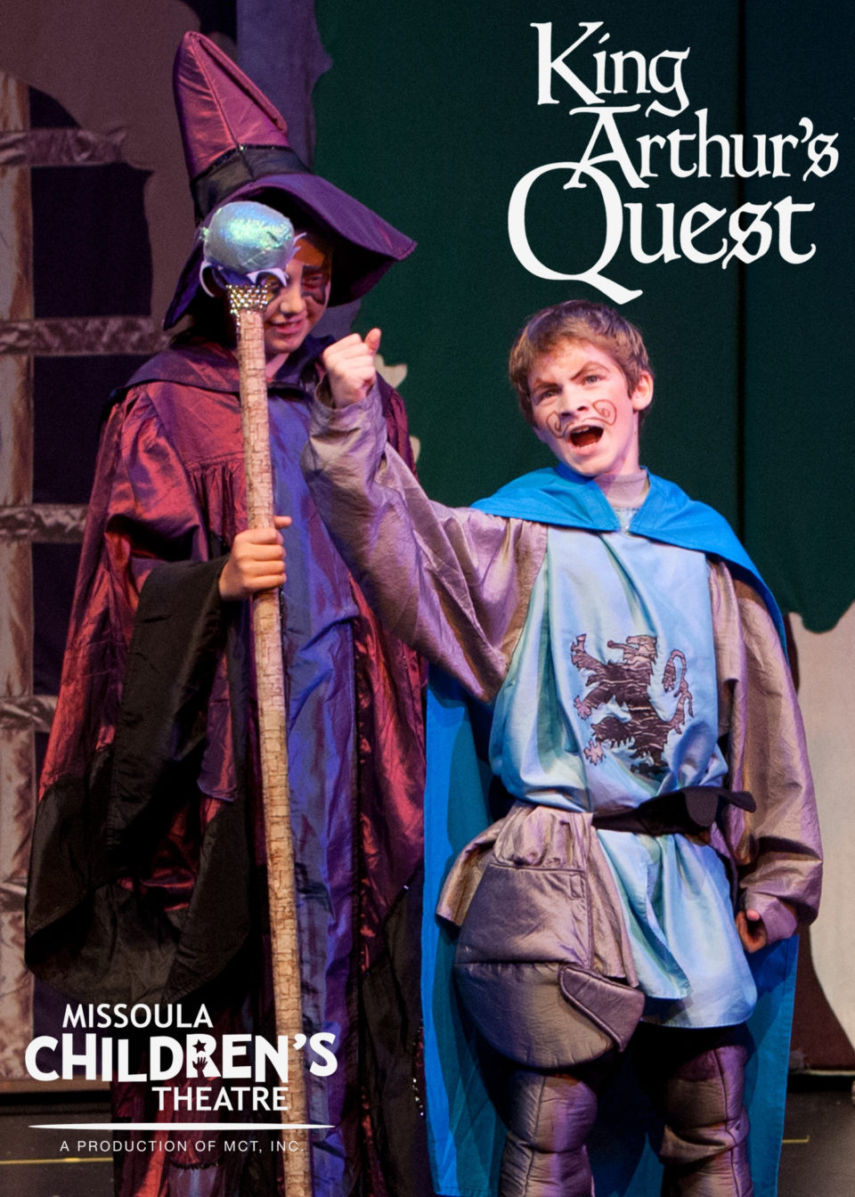 Missoula Children's Theatre: King Arthur's Quest @ Thrasher Opera House |  |  |