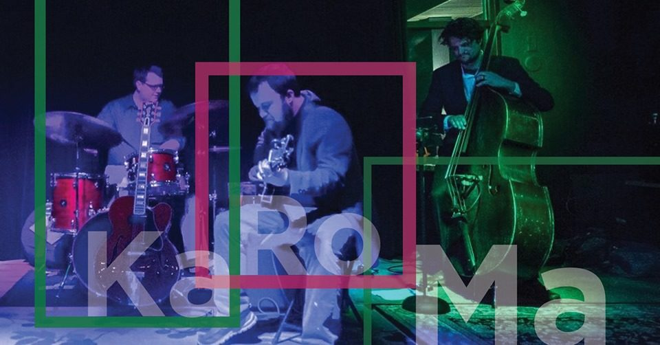 Live Music featuring KaRoMa Jazz Trio @ Vines & Rushes Winery |  |  |