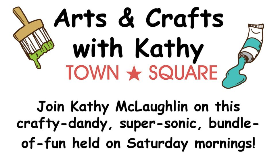 Arts & Crafts for Kids @ Town Square | Green Lake | Wisconsin | United States