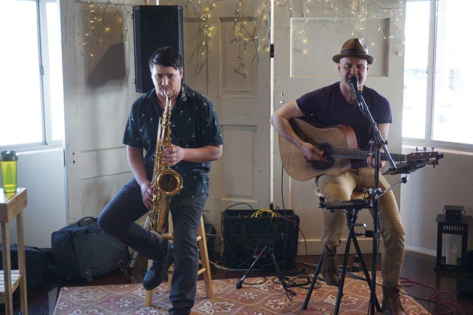 Live Music featuring Kip Jones & Jason Reisdorf @ Vines & Rushes Winery |  |  |
