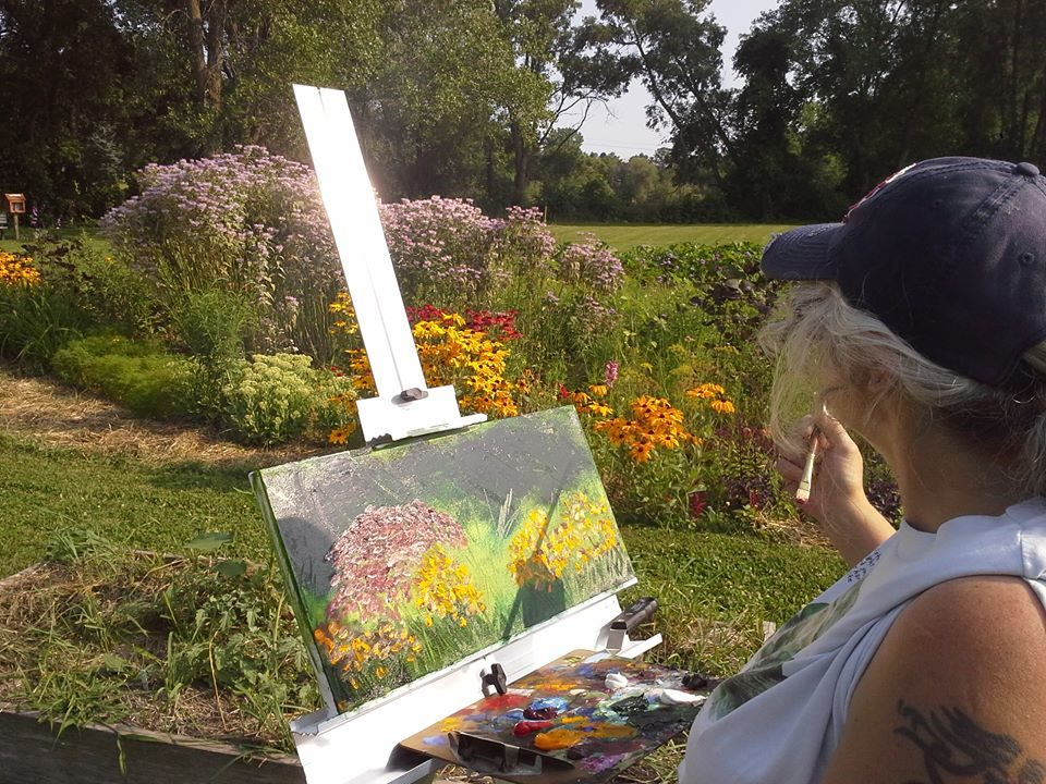 October Artist Uncorked featuring Laura Steinmetz @ Vines & Rushes Winery |  |  |