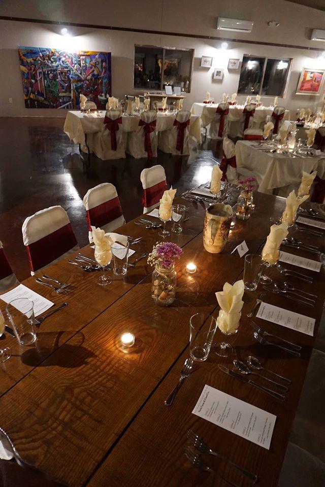 Wine Pairing Dinner @ Vines and Rushes Winery |  |  |