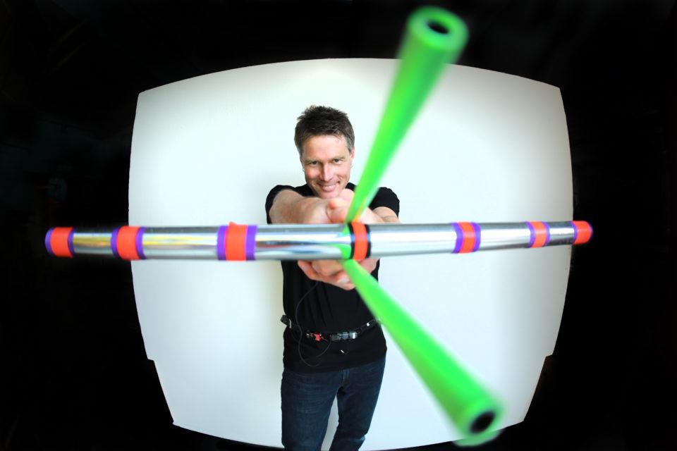 Mark Nizer 4D Comedy & Juggling Show @ Thrasher Opera House |  |  |