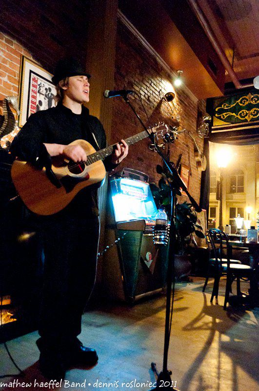 Live Music featuring Mathew Haeffel @ Vines & Rushes Winery |  |  |