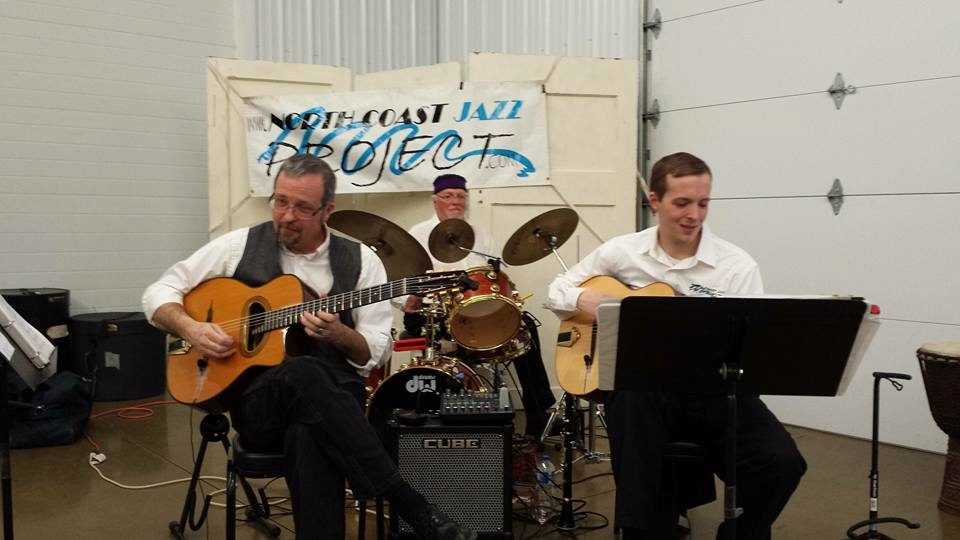 Live Music featuring North Coast Jazz Project @ Vines & Rushes Winery |  |  |