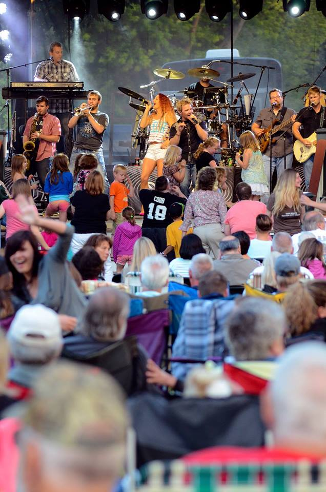 Cause of the Mondays - Ripon Summer Concert Series @ Vines & Rushes Winery | Ripon | Wisconsin | United States