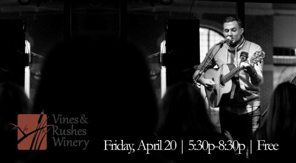 Live Music featuring Ryan Mauer @ Vines & Rushes Winery |  |  |