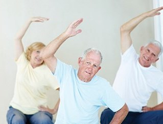 Senior Fitness with Chip Hiestand @ Markesan Resident Home |  |  |