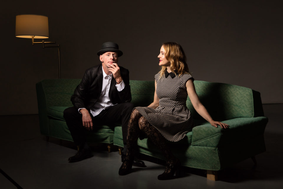 Willy Porter and Carmen Nickerson @ Thrasher Opera House |  |  |