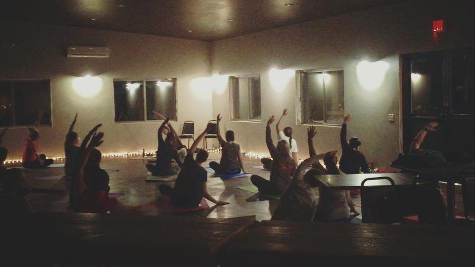 Yoga at the Winery @ Vines and Rushes Winery |  |  |