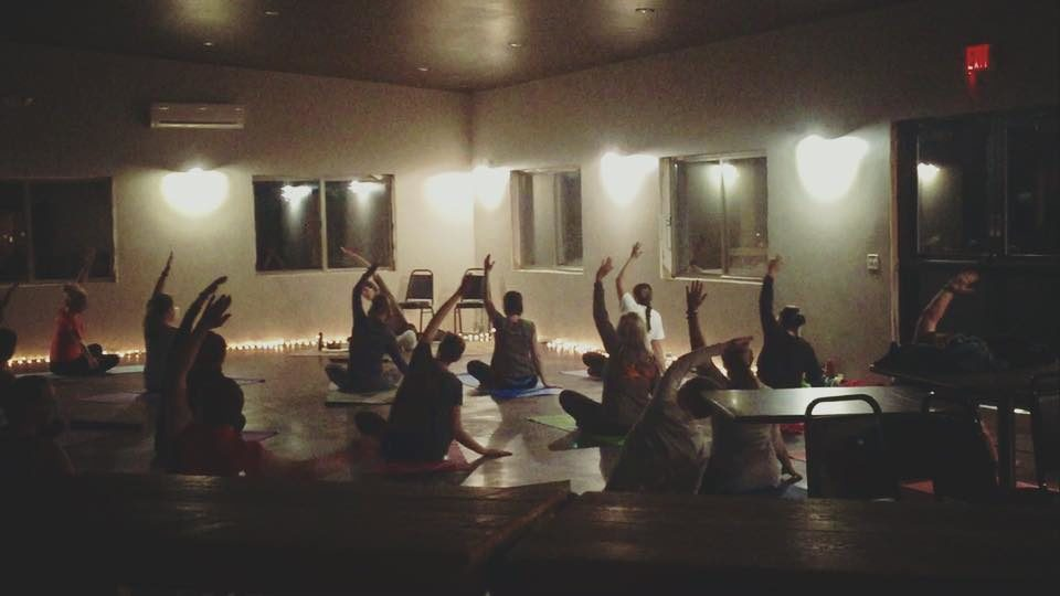 Yoga in the Winery Great Room @ Vines & Rushes Winery | Ripon | Wisconsin | United States