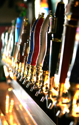 Battle of Taps / 501 Party @ Goose Blind Grill & Bar  |  |  |