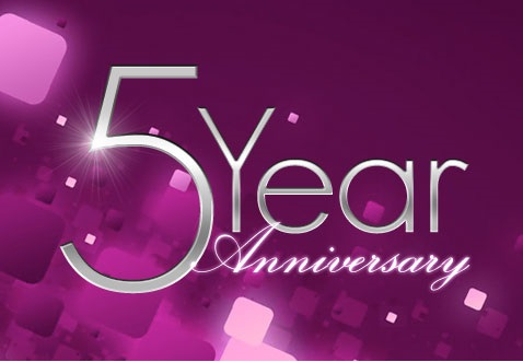Fifth Anniversary Celebration @ Vines & Rushes Winery |  |  |