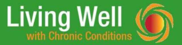 Living Well with Chronic Conditions @ Markesan Resident Home |  |  |