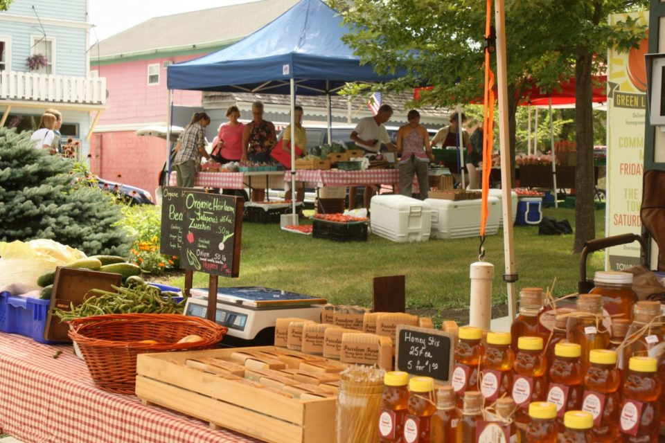 The Market at Town Square @ Town Square | Green Lake | Wisconsin | United States