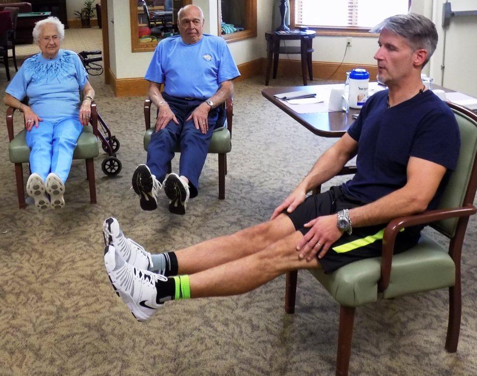 Senior Fitness @ Markesan Resident Home | Markesan | Wisconsin | United States